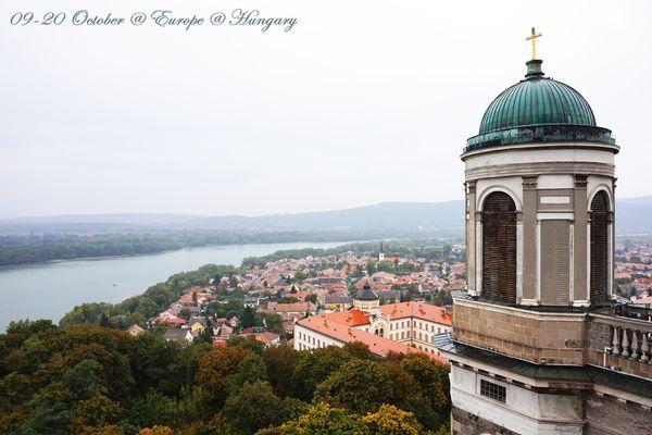 匈牙利Esztergom小鎮| 教堂登高遠眺斯洛伐克(附交通/參觀資訊)
